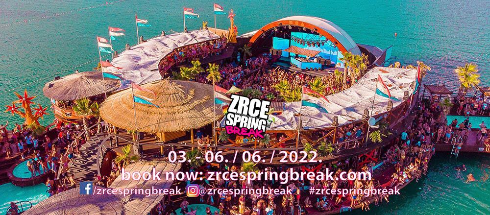 Zrce Spring Break, Croatia 2022